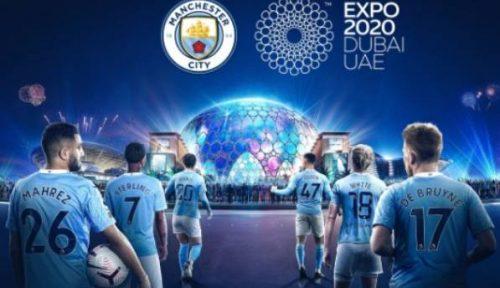Expo 2020 Dubai and City Football Group Kick Off Partnership
