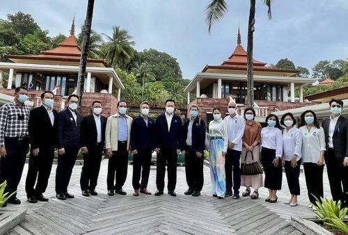 Phuket TAT Workshop Prepares for 1 July 2021 Reopening - TOP25RESTAURANTS.com - TRAVELINDEX