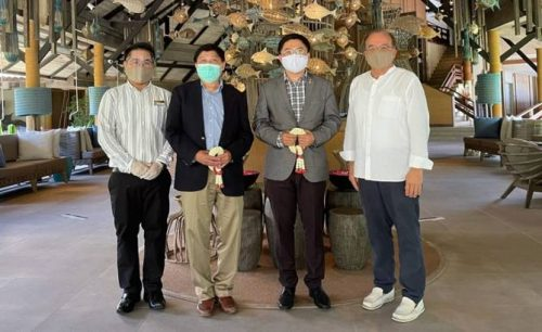 Cape Panwa Hotel Phuket Welcomes Thai Ambassador to UAE - TRAVELINDEX