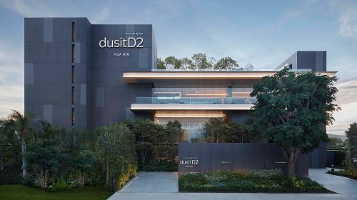 Dusit International Opens Upscale Hotel in Hua Hin