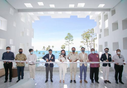Hyatt Regency Koh Samui Cuts Ribbon on New Resort - TRAVELINDEX