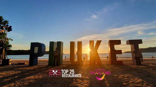 Inaugural Top 25 Restaurants Phuket Edition Launched - TRAVELINDEX