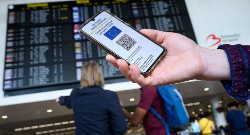 IATA Backs European Digital Covid Certificate as Global Standard