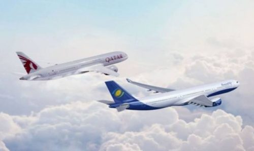 RwandAir and Qatar Airways Join Forces