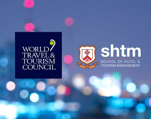 School of Hotel and Tourism Management & WTTC Enter into Partnership - TRAVELINDEX