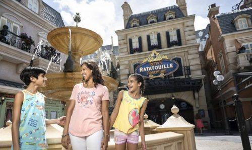 Expanded EPCOT France Pavilion is a Feast for the Senses - TOURISMAMERICA - TRAVELINDEX