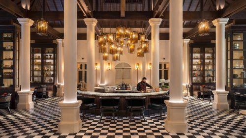 Hyatt Regency Phnom Penh Creates Sustainable Cocktails - TRAVELINDEX