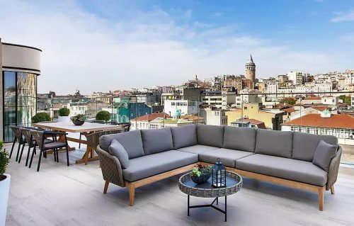 Marriott International Continues Growth in Turkey - TRAVELINDEX