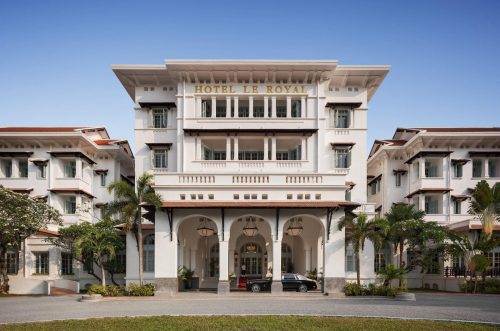 Raffles Rolls Out Hybrid Hotel Model in Cambodia - TRAVELINDEX - HOTELWORLDS