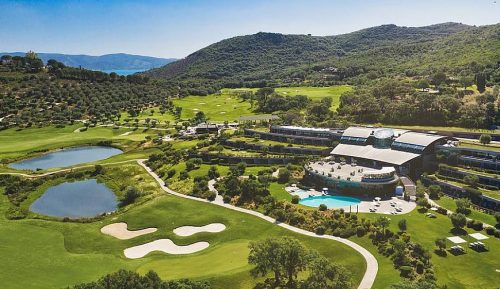 Restore Body and Soul at Italy's Argentario Golf Resort
