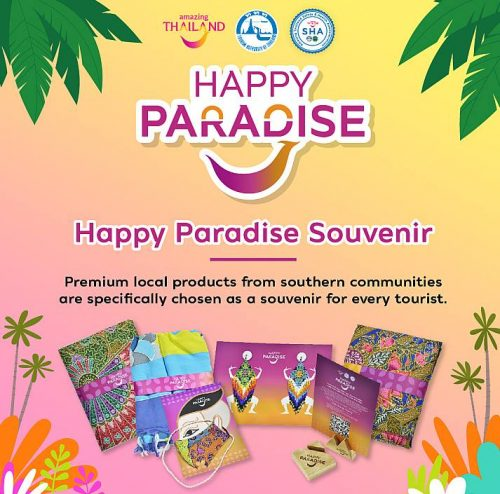 TAT Spread Happiness & Built Confidence for Tourists & Communities with Happy Paradise Campaign - TRAVELINDEX