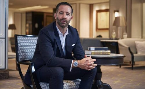 Belmond Hotels Names Karl Bieberach as Head of Global Development