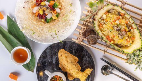 Carlton Celebrates Vegetarian Festival - TRAVELINDEX