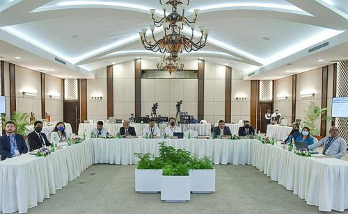 Focus on Domestic Tourism as Leaders Meet in Maldives