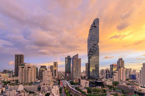 King Power Mahanakhon Reopens Thailand's Highest Observation Deck and Restaurant - TRAVELINDEX