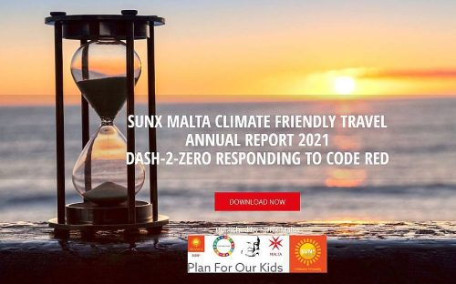 Responding to Code Red, SUNx Issues Climate Friendly Travel Report - TRAVELINDEX